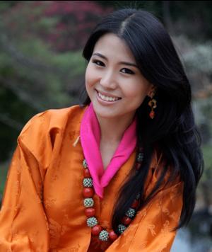 Her Royal Highness Ashi Chimi Yangzom Wangchuck
